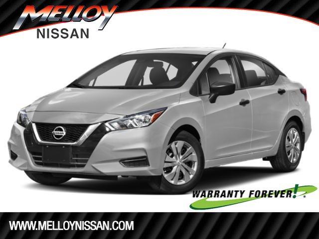 new 2020 Nissan Versa car, priced at $17,815