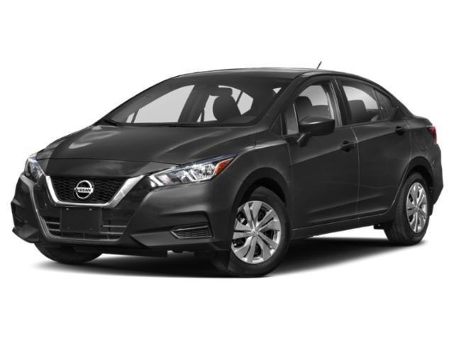 new 2020 Nissan Versa car, priced at $18,115