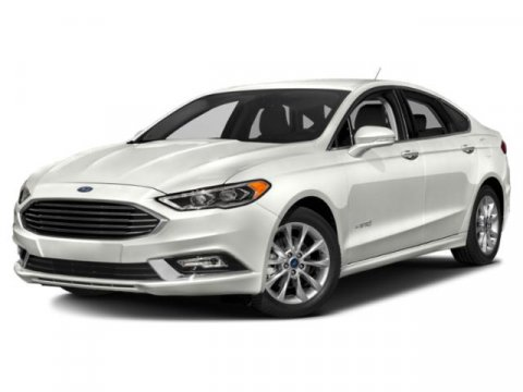used 2018 Ford Fusion Hybrid car, priced at $14,439