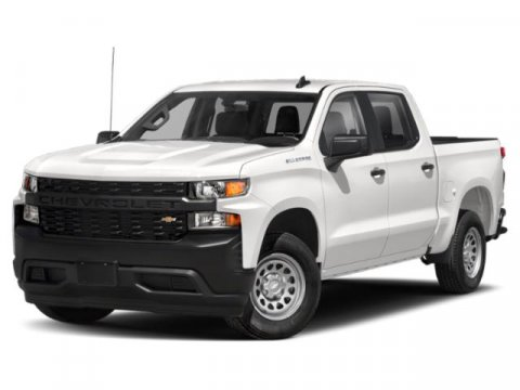 new 2021 Chevrolet Silverado 1500 car, priced at $48,575