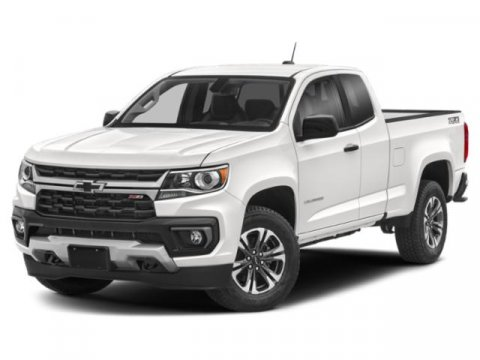 new 2021 Chevrolet Colorado car, priced at $40,815