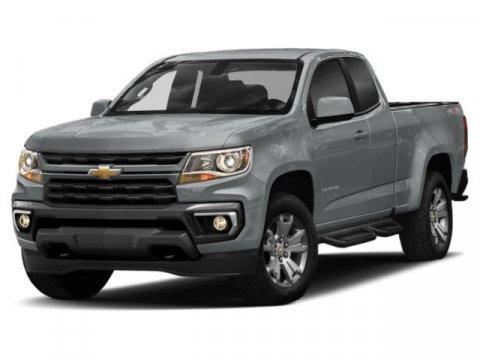 new 2021 Chevrolet Colorado car, priced at $36,005