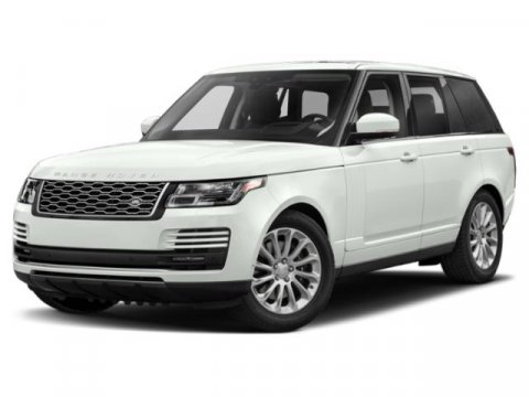 new 2021 Land Rover Range Rover car, priced at $107,895