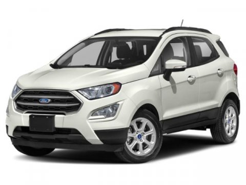 new 2020 Ford EcoSport car, priced at $27,385
