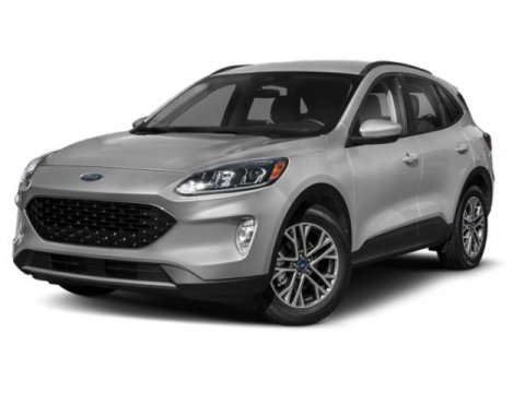 new 2021 Ford Escape car, priced at $35,465
