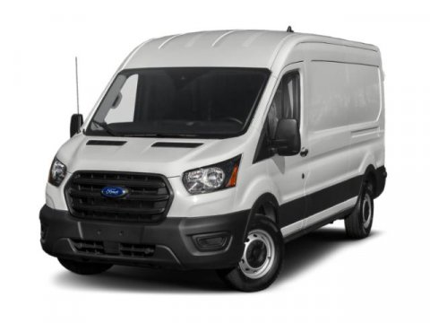 new 2021 Ford Transit Cargo Van car, priced at $41,550